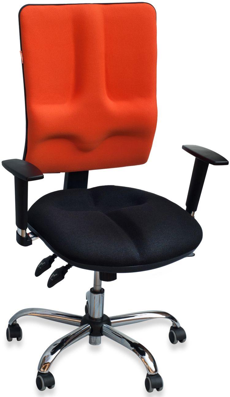 Krzesło zdrowotne Business Plus - widok z przodu