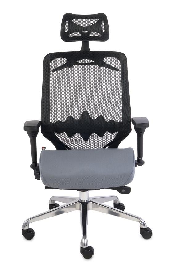 Szara wersja fotela FUTURA 4 S