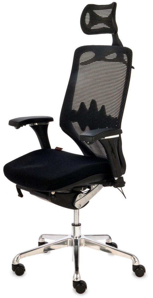Fotel FUTURA 10 widziany z boku