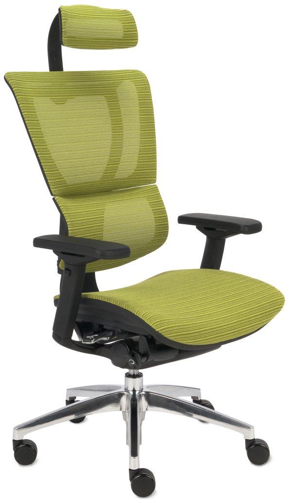Nowoczesny fotel do komputera Ioo BS KMD34