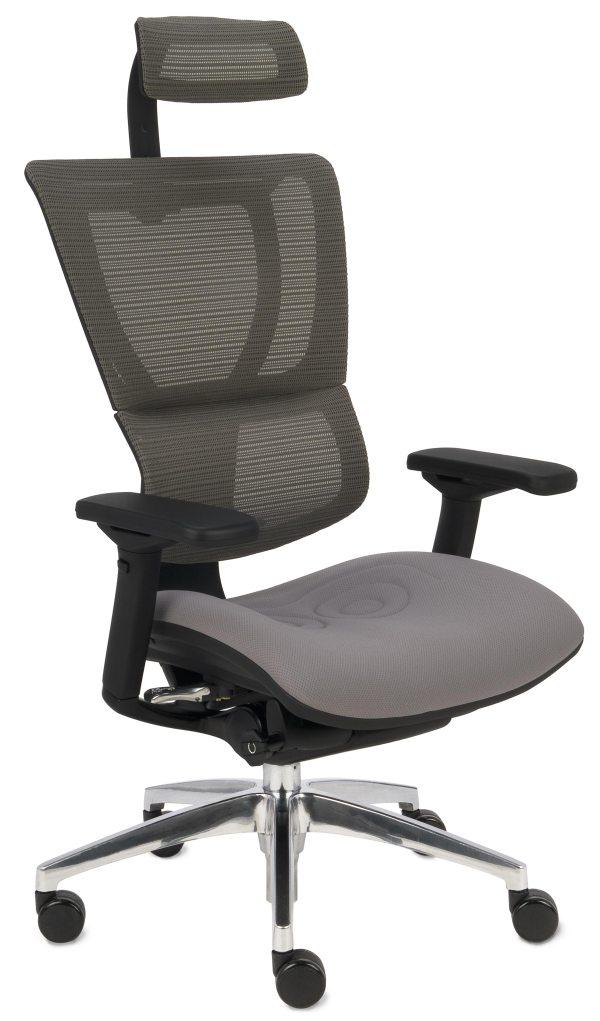 Nowoczesny fotel do komputera Ioo BT KMD30