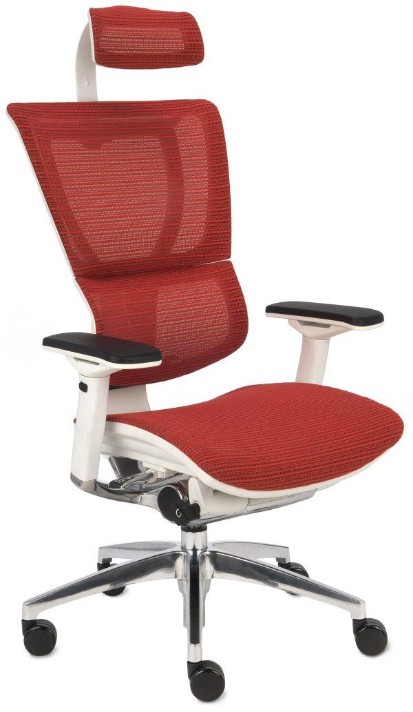 Nowoczesny fotel do komputera Ioo WS KMD32