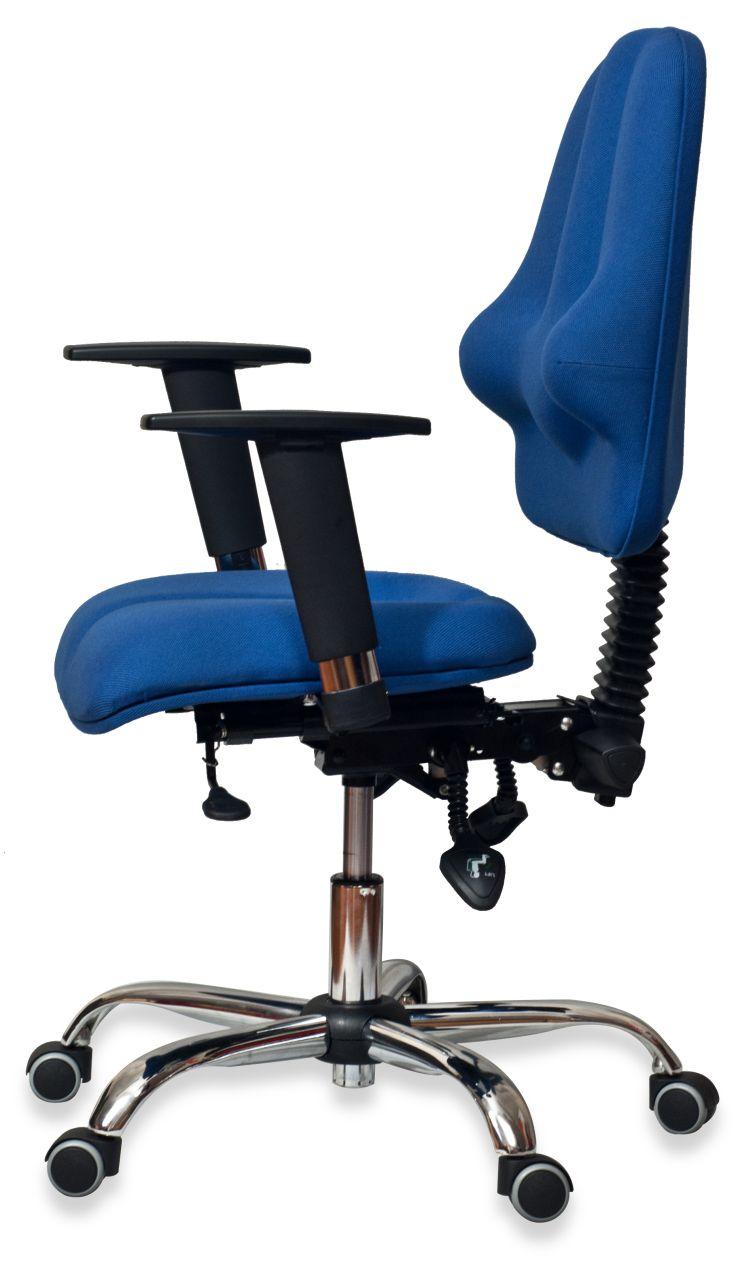 Krzesła obrotowe Classic Pro Plus - widok z boku