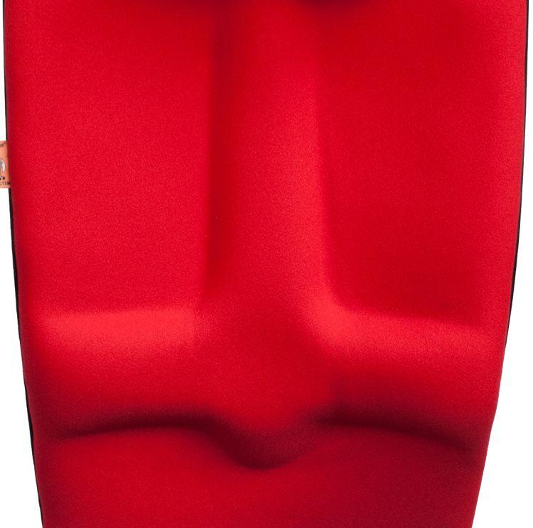 Profilowane oparcie w fotelach obrotowych Elegance Plus