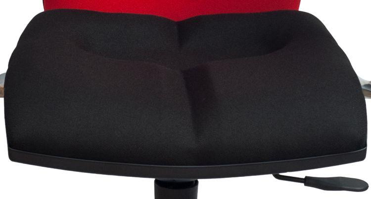 Siedzisko w fotelu obrotowym Elegance Plus