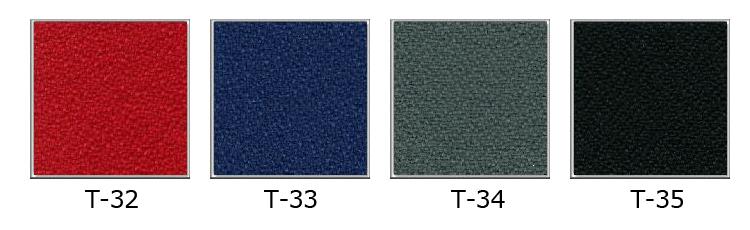 Fotele biurowe Elegance - tapicerka DUNE