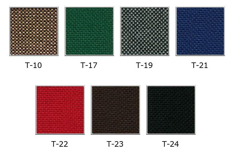 Fotel obrotowy Elegance - tapicerka Basic