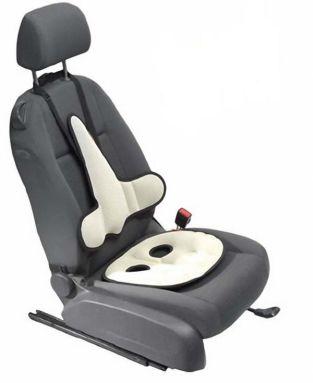Rehabilitacyjna nakladka na fotel samochodowy