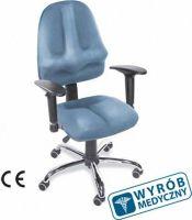 Ergonomiczne krzesło komputerowe CLASSIC PRO - UlgaDlaKregoslupa.pl